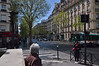 Considering how to get to 10 rue Broca from Gare Luxembourg.