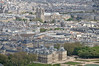 Notre Dame, Luxembourg Palace viewed from Tour Montparnasse