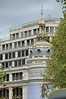Corner tower of le Printemps (department store)