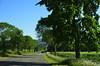 Road picture en route Menez Hom