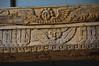 Guimiiiau: Detail of carved beam