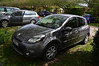 Our Renault Clio.