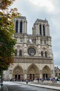 Notre Dame Front 3