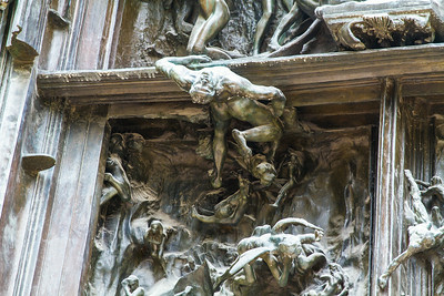 The Gates Of Hell @ Musee Rodin 2