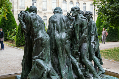 Monument to The Burghers of Calais2