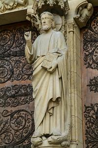 Notre Dame Front 2