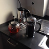 Morning French press (in France)