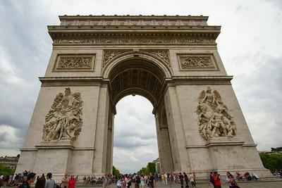 Arc de Triomphe 2