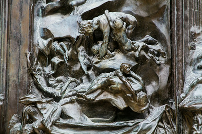 The Gates Of Hell @ Musee Rodin 3