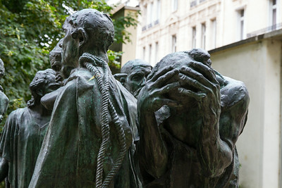 Monument to The Burghers of Calais