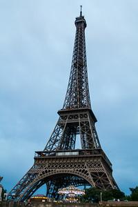 Eiffel Tower Carrousel 2