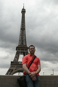 Chase @ Eiffel Tower