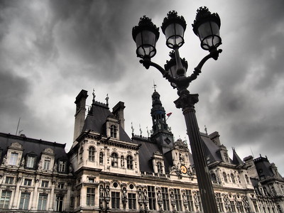Paris City-Hall
