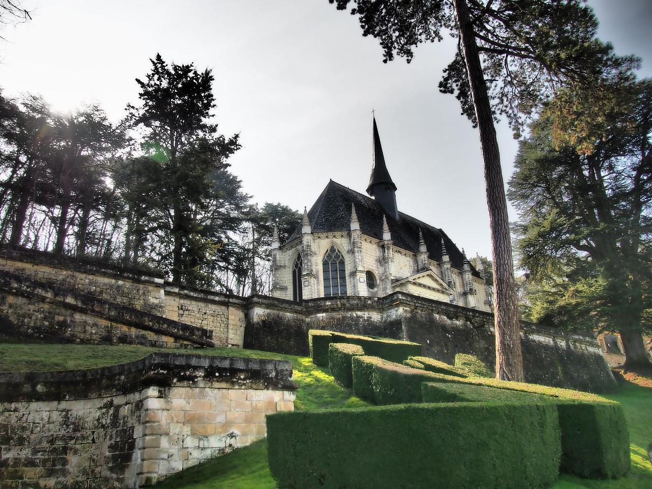 Chateau Ussa, France