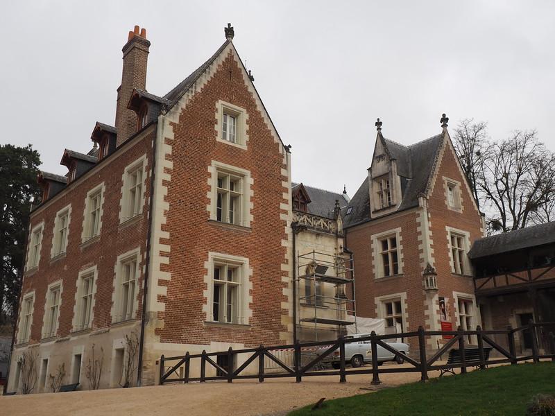 Chateau du Clos Luce, France