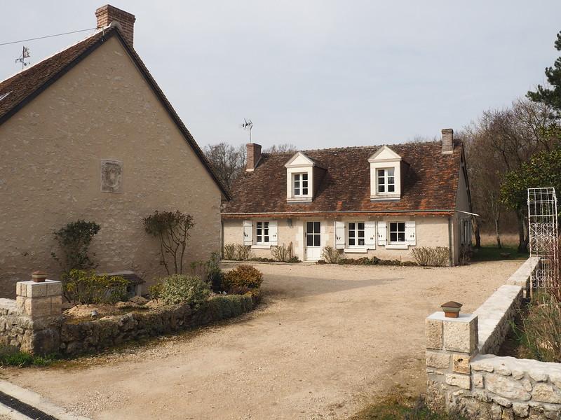La Menagerie Cottage, Chitendon, France