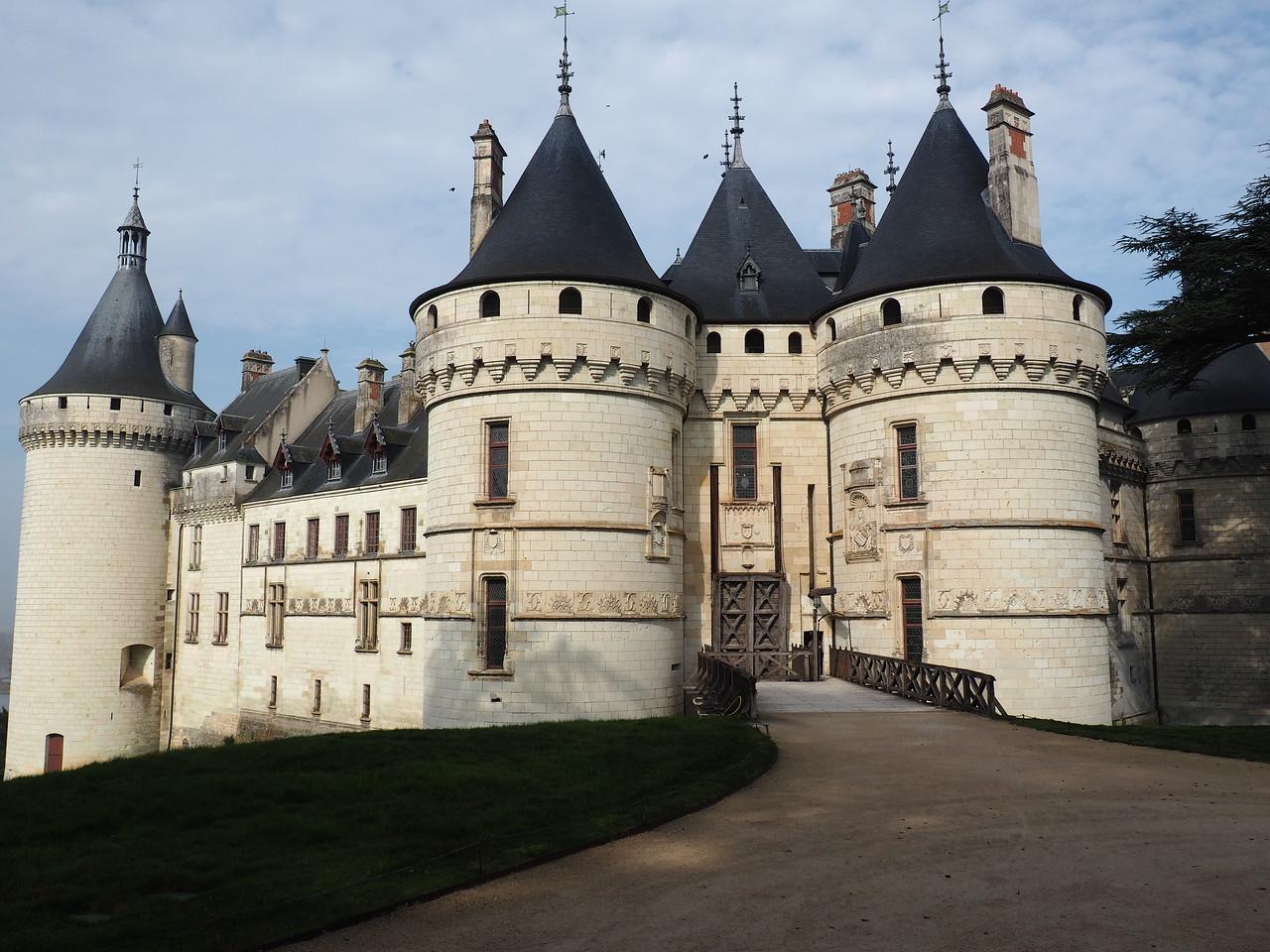 Chateau Sur Loire, France