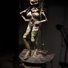 Amazingly animated figure