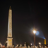 Obelisk and Tour Eiffel