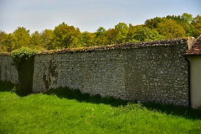 Chateau Chambord Wall