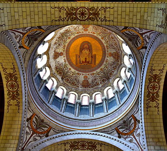 Tours Cathedral:  St. Martin Dome