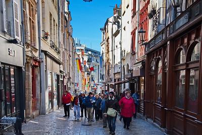 Walking Tour of  Orleans, France