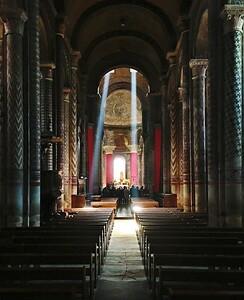 Notre-Dame la Grande is a Roman Catholic church in Poitiers, France