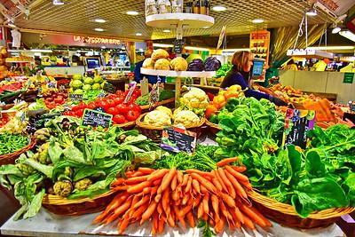 Bordeaux Central Market