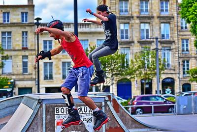 Bordeaux:  Snap Shots of People, Places, Events