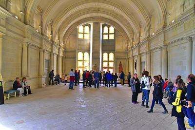 Chateau de Chambord Chapel Room