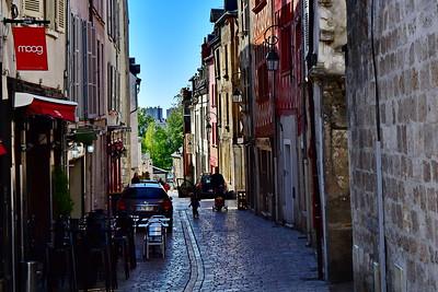 An Orleans Street
