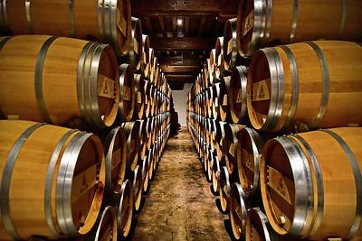 Pauillac in the Medoc Wine Region