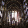 Stain glass, Sainte Chappelle