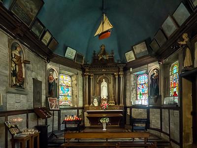 chapelle Notre-Dame-de-Grâce d'Équemauville