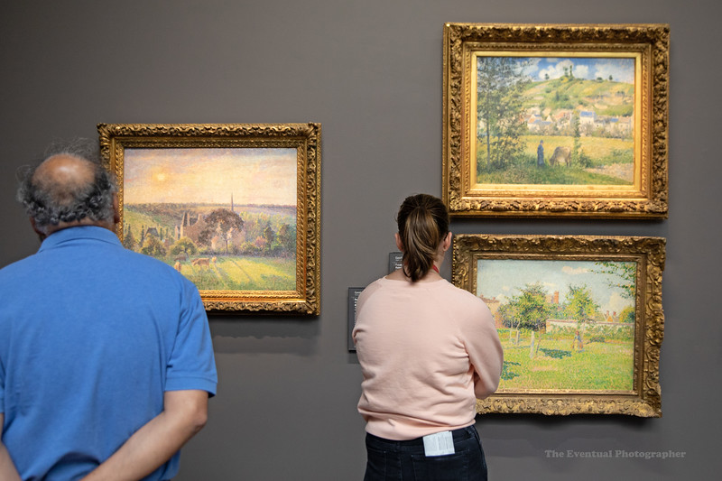 Paris Musee D'Orsay #25 Pictures At An Exhibition (6767) Marked