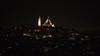Paris Montmartre At Night From Hyatt Regency Paris Etoile (6715) Marked