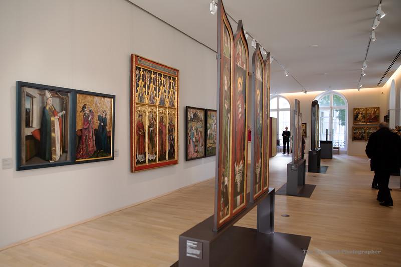 Dijon Musee Beaux Arts Salon #5 (3103) Marked