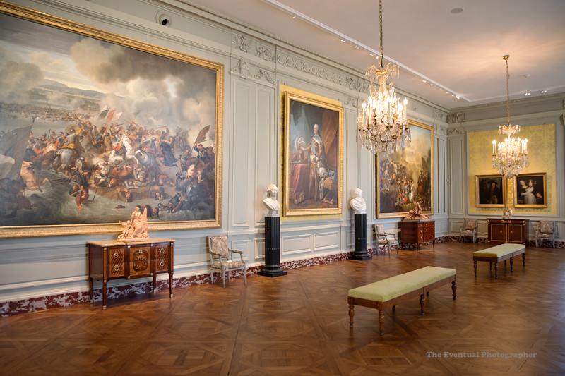 Dijon Musee Beaux Arts Salon #1 (3083) Marked
