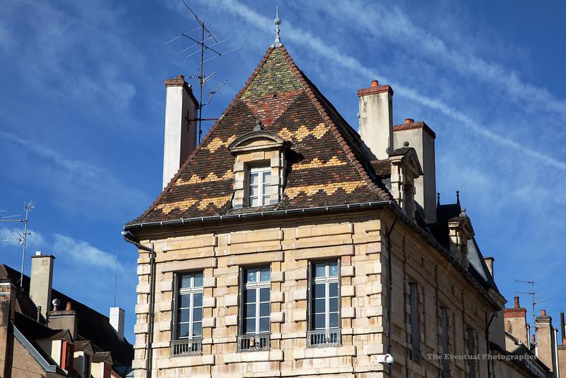 Dijon Building Angles #3 (3140) Marked