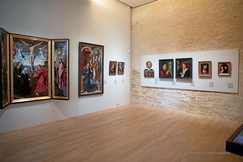 Dijon Musee Beaux Arts Salon #7 (3107) Marked