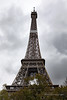 Paris Le Tour Eiffel View #1 (6851) Marked