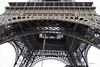 Paris Le Tour Eiffel View #3 (6857) Marked