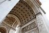 Paris Arc De Triomphe View #1 (6889) Marked