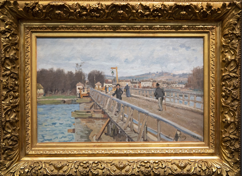 Paris Musee D'Orsay #32 (6784) Marked