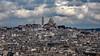 Paris Montmartre From Hyatt Regency Paris Etoile (6708) Marked