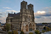 Reims Cathedral Notre Dame de Reims Corner View (2926) Marked