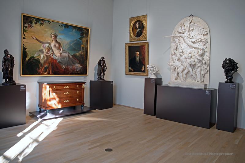 Dijon Musee Beaux Arts Salon #4 (3096) Marked