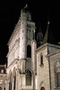 France Church At Night Cell Shot 16x9 Vertical (5228) Marked