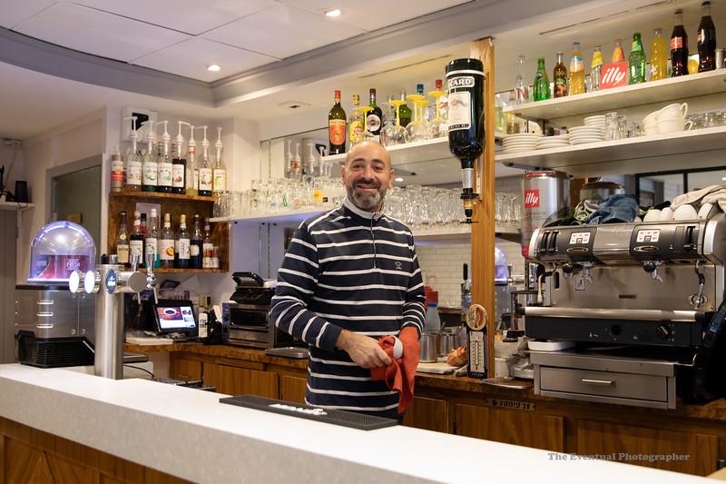Chartres L'Artiste de Cafe (6637) Marked