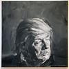 Dijon Musee Beaux Arts Yan Pei-Ming Trump (3071) Marked